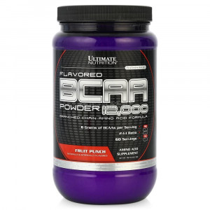 Ultimate Nutrition BCAA 12000 Flavored Powder (457 гр.)