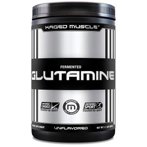 Kaged Muscle Glutamine Unflavored (300 гр.)