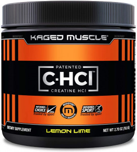 Kaged Muscle Patented C-HCL Creatine (76.425 гр.)