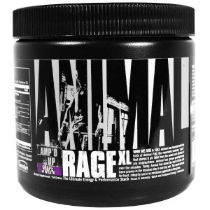 Universal Nutrition Animal Rage XL (145 гр.)