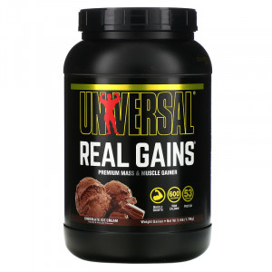 Universal Nutrition Real Gains (1730 гр.)