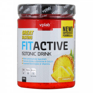 VP Laboratory Fit Active Isotonic Drink (500 гр.)
