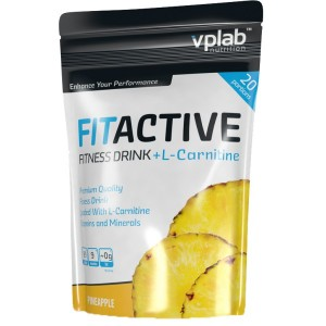 VP Laboratory Fit Active Fitness Drink + L-Carnitine (500 гр.)