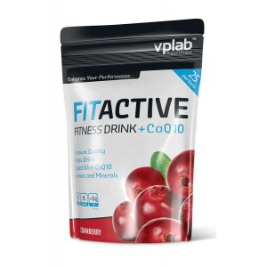 VP Laboratory Fit Active Fitness Drink CoQ 10 (500 гр.)