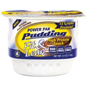 MHP Power Pak Pudding Fit & Lean (128 гр.)