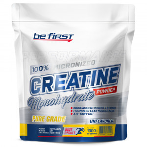 Be First Creatine Micronized Powder (1000 гр.)
