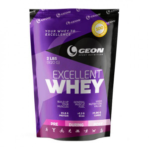 GEON Sport Nutrition Excellent Whey Пакет (920 гр.)