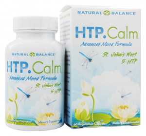 Natural Balance HTP.Calm Veggie (60 капс.)