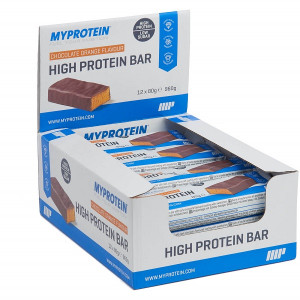 MyProtein High Protein Bar (80 гр.)