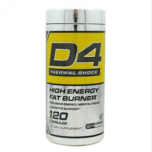 Cellucor D4 Thermal Shock (120 капс.)