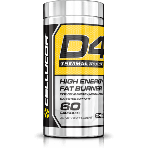 Cellucor D4 Thermal Shock (60 капс.)