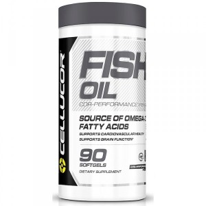 Cellucor Fish Oil Softgels 1000 мг (90 капс.)