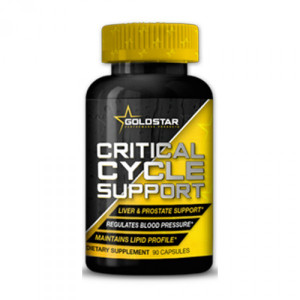 Gold Star Critical Cycle Support (90 капс.)