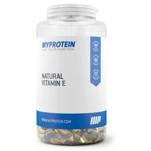 Myprotein Natural Vitamin E Softgels (30 капс.)
