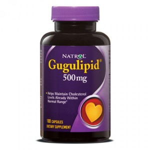 Natrol Gugulipid 500 мг (100 капс.)