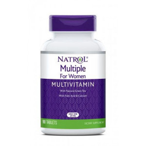 Natrol Multiple For Women Multivitamin (90 таб.)