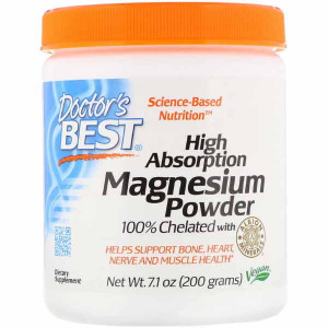 Doctor's Best High Absorption Magnesium Powder (200 гр.)