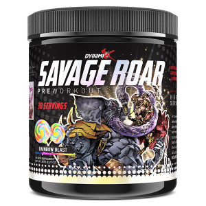 DynamiK Muscle Savage Roar (315 гр.)