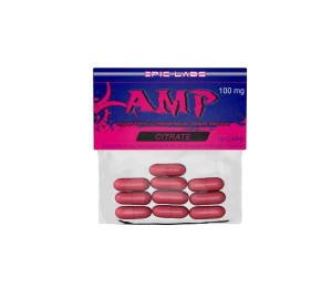 Epic Labs AMP Citrate 100 мг (10 капс.)