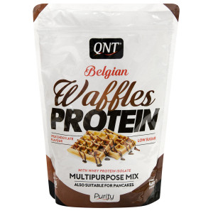 QNT Belgian Waffles Protein (480 гр.)
