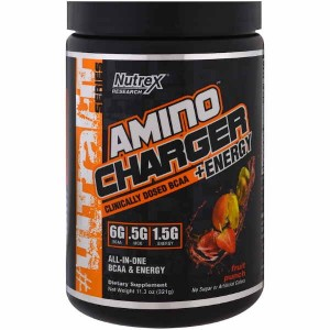 Nutrex Research Amino Charger Energy (321 гр.)