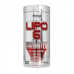 Nutrex Research Lipo 6 Unlimited (120 капс.)