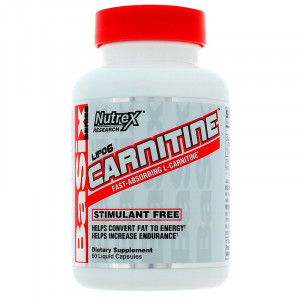 Nutrex Research Lipo-6 Carnitine (60 капс.)