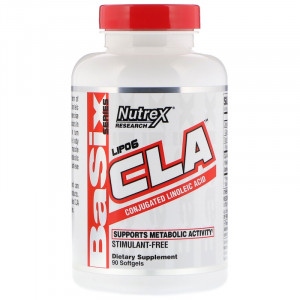 Nutrex Research Lipo-6 CLA (90 капс.)