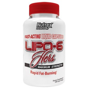 Nutrex Research Lipo-6 Hers (120 капс.)