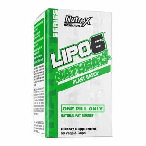 Nutrex Research Lipo-6 Natural (60 капс.)