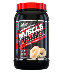 Nutrex Research Muscle Infusion Black (908 гр.)