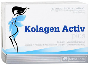 Olimp Kolagen Activ Plus (80 таб.)