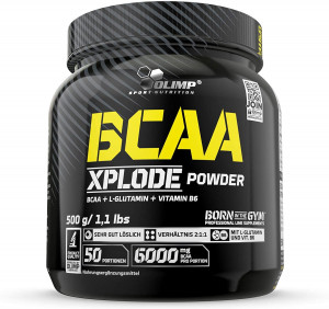 Olimp Sport Nutrition BCAA Xplode Powder (500 гр.)