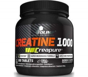Olimp Sport Nutrition Creatine 1000 (300 таб.)
