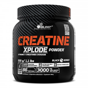 Olimp Sport Nutrition Creatine Xplode Powder (500 гр.)
