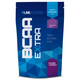Rline BCAA Extra Пакет (1000 гр.)