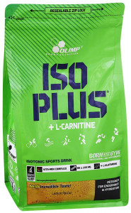 Olimp Sport Nutrition Iso Plus L-Carnitine (1505 гр.)