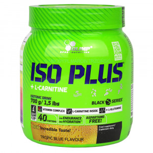 Olimp Sport Nutrition Iso Plus L-Carnitine (700 гр.)