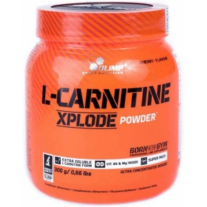Olimp Sport Nutrition L-Carnitine Xplode Powder (300 гр.)