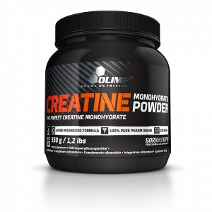Olimp Creatine Monohydrate Powder (550 гр.)