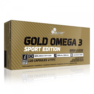 Olimp Gold Omega 3 Sport Edition (60 капс.)