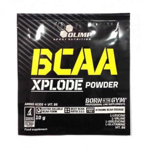 Olimp Nutrition BCAA Xplode Powder (1 порция)