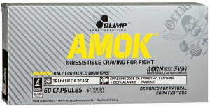 Olimp Sport Nutrition Amok (60 капс.)