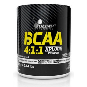 Olimp Sport Nutrition BCAA 4:1:1 Xplode Powder (200 гр.)