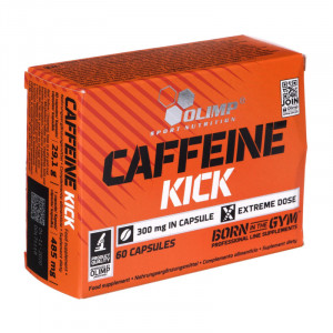 Olimp Sport Nutrition Caffeine Kick (60 капс.)
