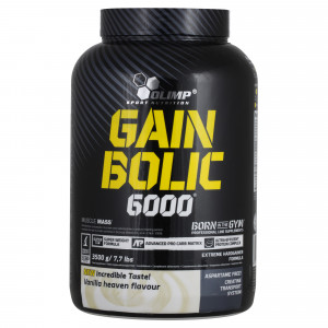 Olimp Sport Nutrition Gain Bolic 6000 (4000 гр.)