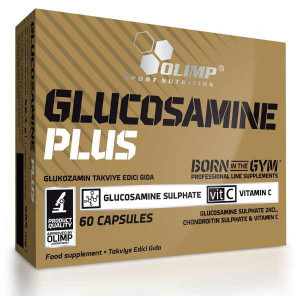 Olimp Sport Nutrition Glucosamine Plus (60 капс.)