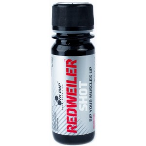 Olimp Sport Nutrition Redweiler Shot (60 мл)
