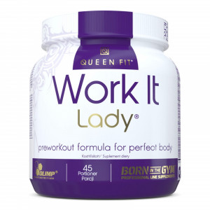 Olimp Sport Nutrition Work It Lady (373,5 гр.)
