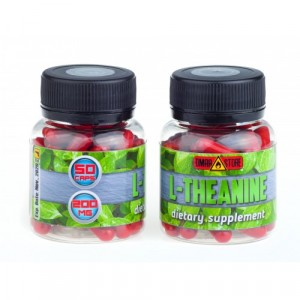 DMAA Store L-Theanine 200 мг (50 капс.)